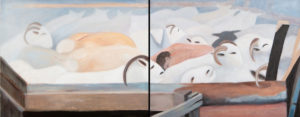 """Those Damn T Cells!, 2011 