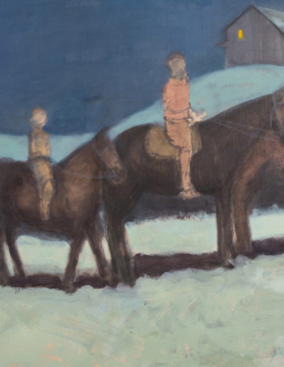 """Moonlight Ride"", 2013 