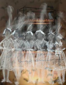 Smokin Hot Nurses, 2020 | 18x15 Mixed media with gouache on archival paper