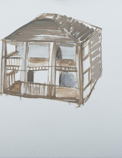 """Structured House II, 2014 
