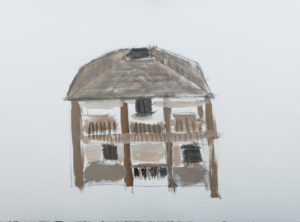 """Structured House I, 2014 