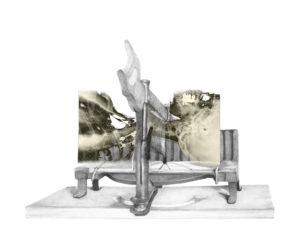 "Woodblock, 2012   16""x20"", Archival Pigment Print"